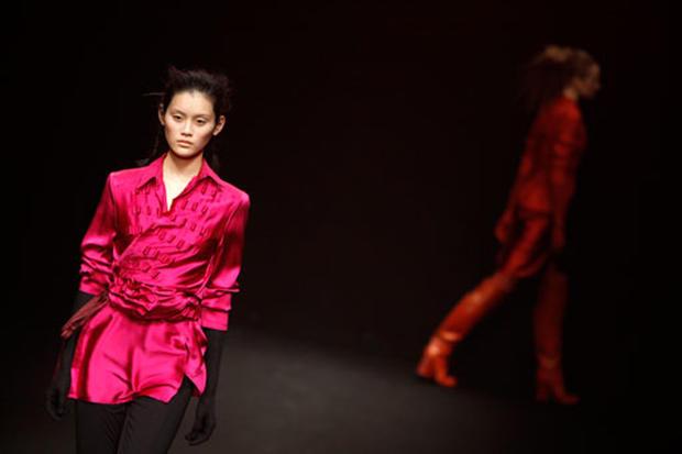 Lie Sang Bong - Paris Fashion Week 2010 - Pictures