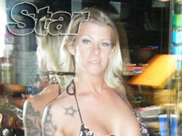 Melissa Smith: New Jesse James Mistress?