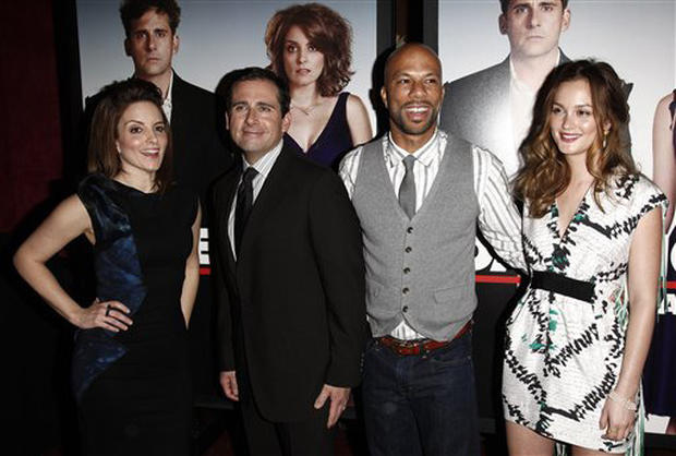 """Cast At """"Date Night"""" Premiere - Celebrity Circuit ..."""
