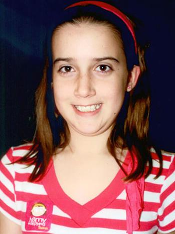 Nadia Bloom Found Alive