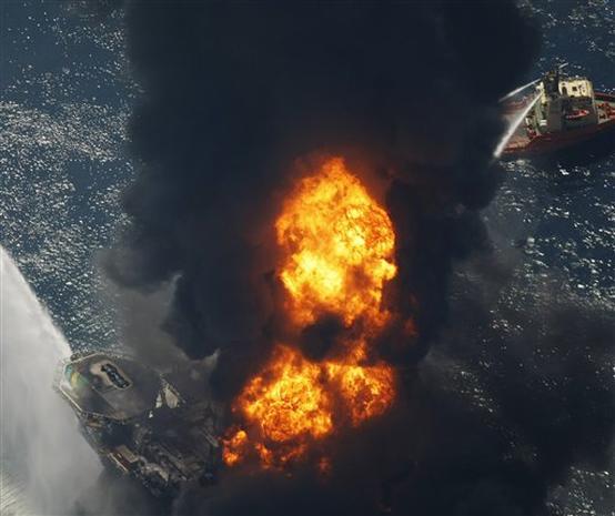 Oil Spill: 100 Days, 100 Photos