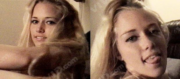 Kendra Wilkinson in Kendra Exposed screen captures.