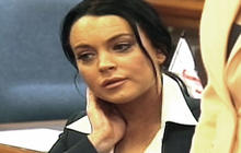 Lindsay Lohan Ordered to Wear Alcohol Device