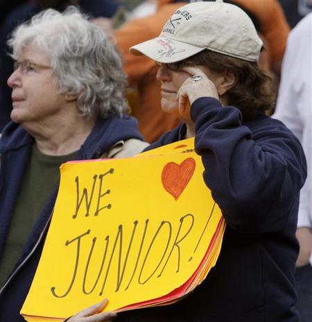 Remembering Junior