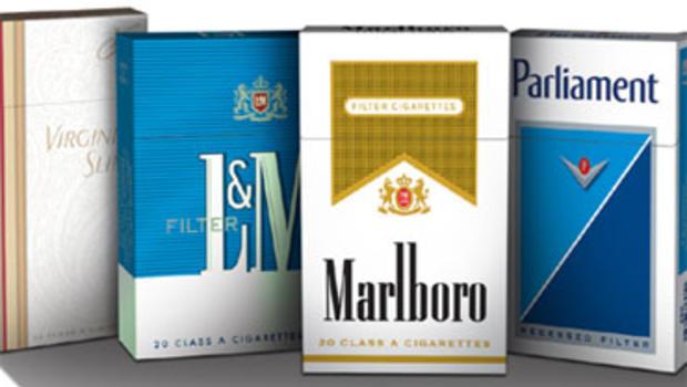 Cigarettes Marlboro brands Ecuador