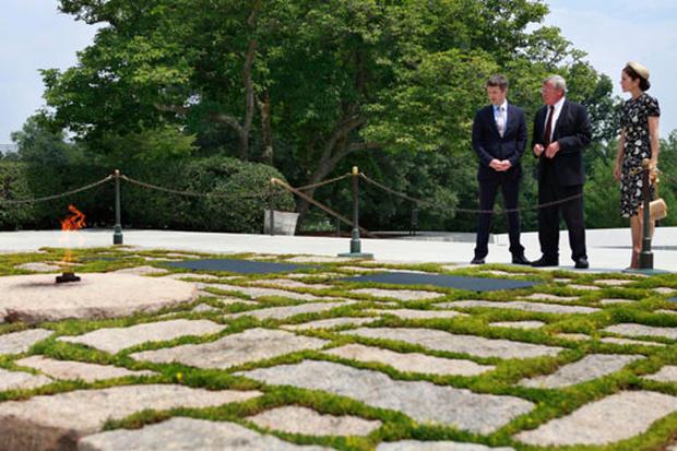 Danish Royals in Washington