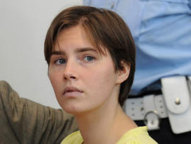 Amanda Knox Slander Trial: Knox Appears in Court, Arguments Slated for November