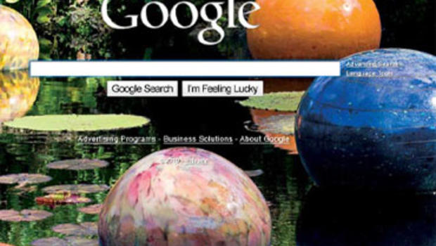 how to change background color on google homepage