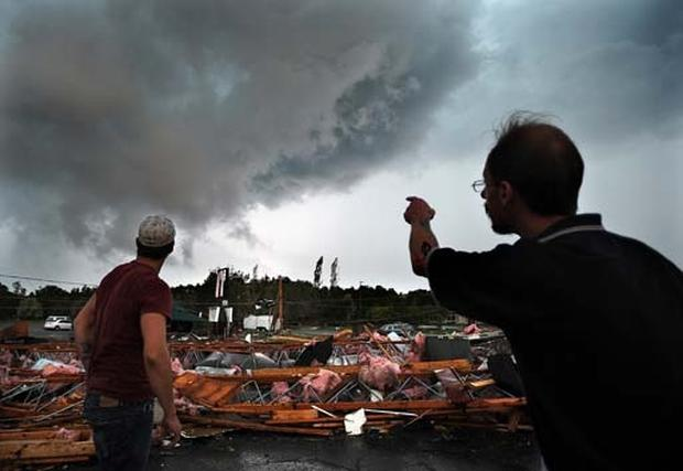 Montana Tornado