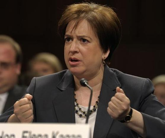 Elena Kagan's Confirmation Hearing