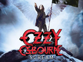 Ozzy Osbourne in Scream cover art. (Ozzy Osbourne/Facebook)