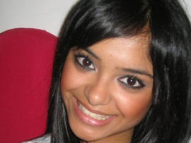 Afshan Azad (Personal Photo)