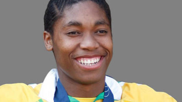 Caster Semenya Can Run With the Women; It's Official - CBS ...