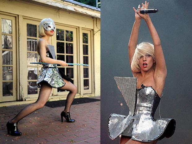 Living Like Lady Gaga