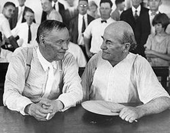 Evolutionism vs Creationism: The Scopes Trial
