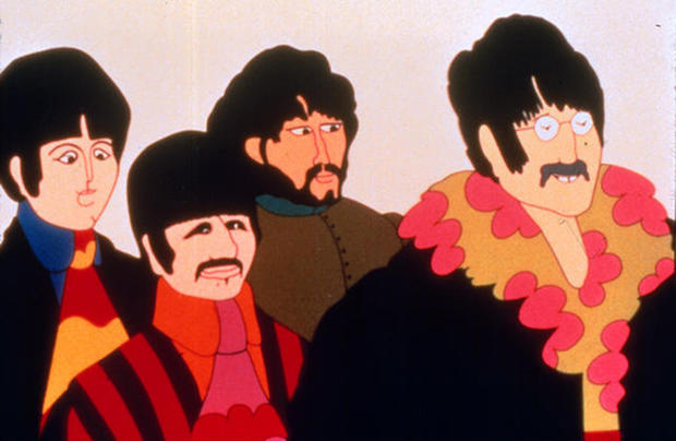 The Beatles Through the Years