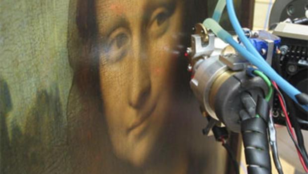 Da Vinci Decoded: Experts Crack Artist's Secrets.