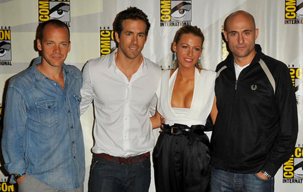 Celebs at Comic-Con 2010