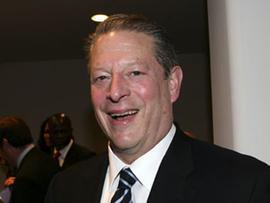 Portland Police Question Former Vice President Al Gore