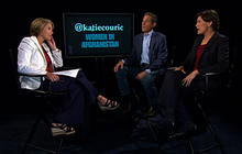 @katiecouric: Women in Afghanistan