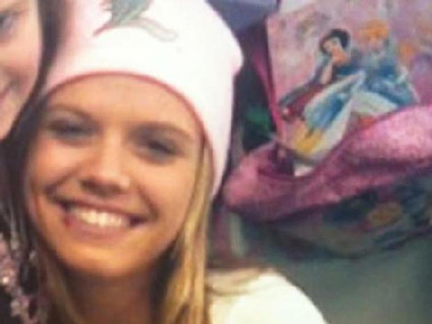 Brittney Kustes Found