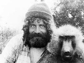Dr. Robert Sapolsky spent years studying stress in baboons.