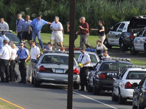Hartford Distributors Shooting