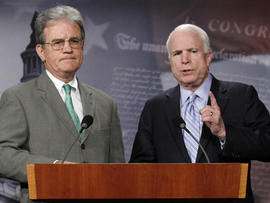 John McCain, Tom Coburn