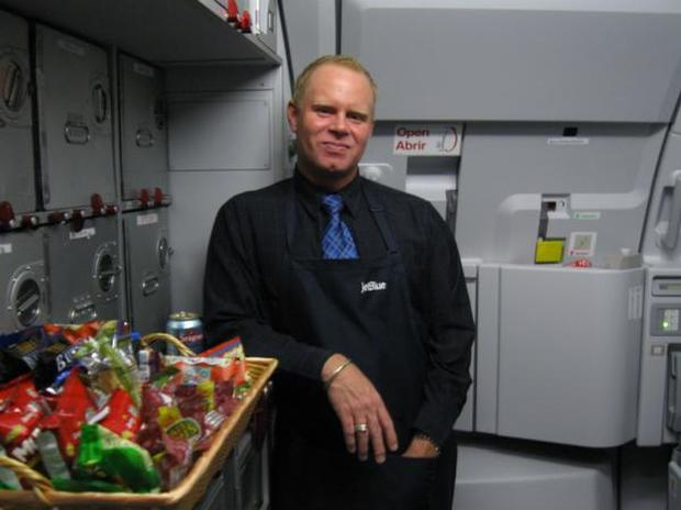 Steven Slater, JetBlue Flight Attendant