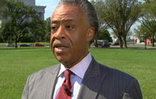 """Al Sharpton: King """"Gave His Life"""" For """"Honor, Dignity"""""""