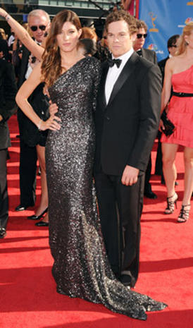 Emmy Awards 2010 Red Carpet