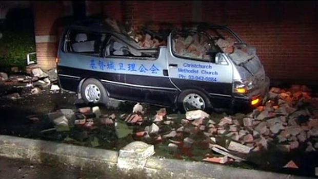 Earthquake Shakes New Zealand