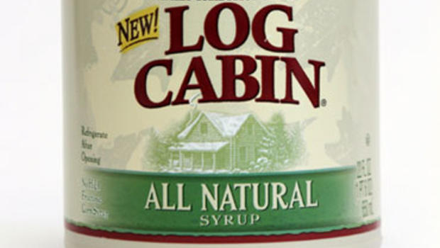log cabin table syrup 2