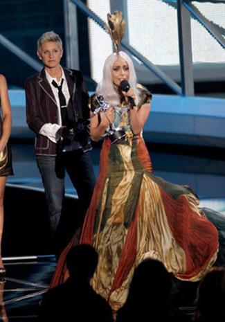 2010 VMAs Highlights
