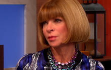 Anna Wintour on Fashion's Night Out