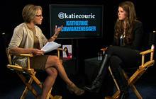 @katiecouric: Katherine Schwarzenegger