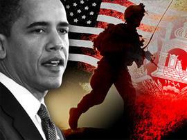 Barack Obama, Afghanistan