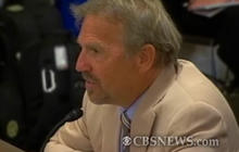 Kevin Costner Testifies on Capitol Hill