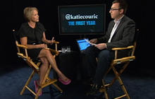@katiecouric: The First Year