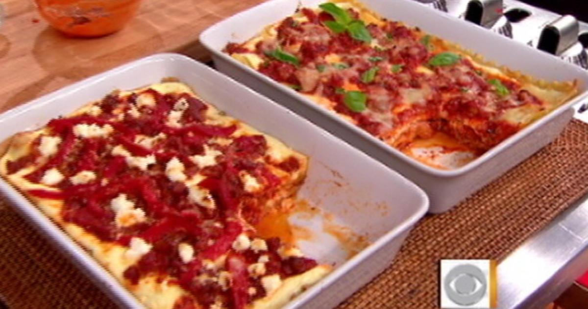 Best Recipes From Better Homes Gardens Videos Cbs News