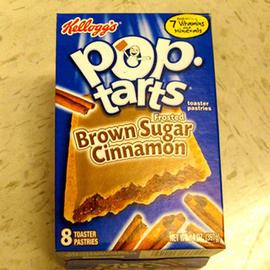 Kellogg's Pop-Tarts Brown Sugar Cinnamon