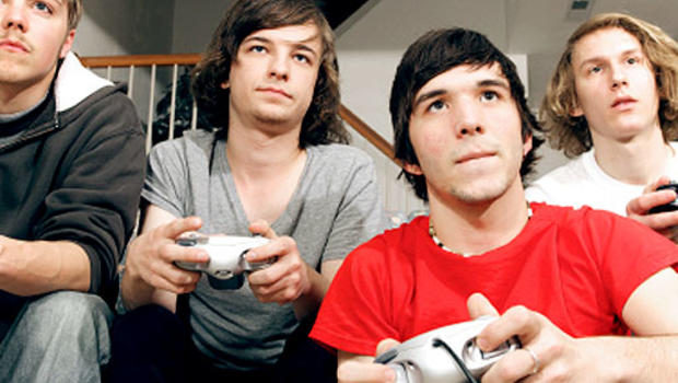 Of Teens Who Play Games 96