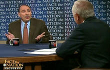 Schieffer Smacks Down Axelrod's Foreign Money Accusation