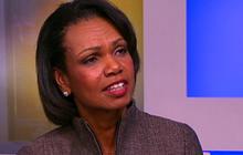 Condoleezza Rice Recalls Segregated South