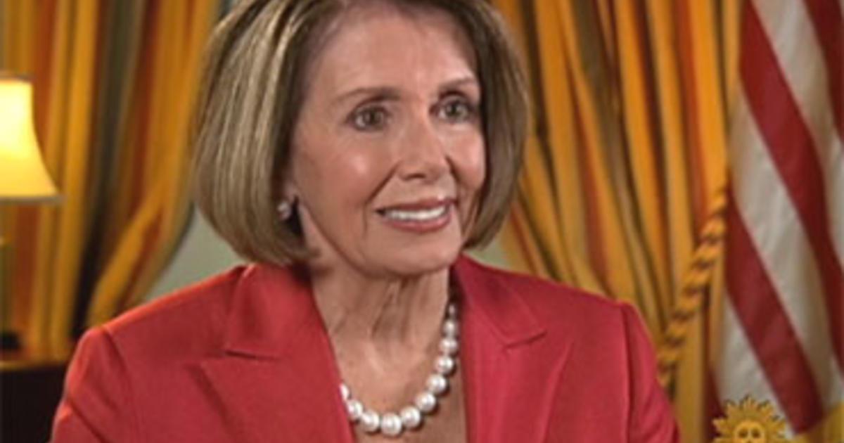 Pechos de Nancy Pelosi