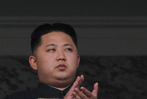 Kim Jong Un's Debut