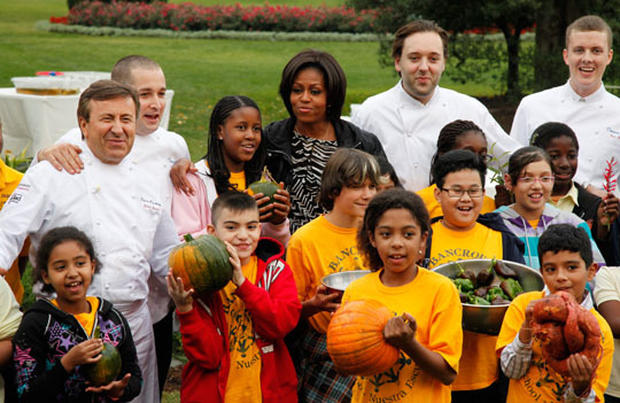 First Lady's Fall Harvest