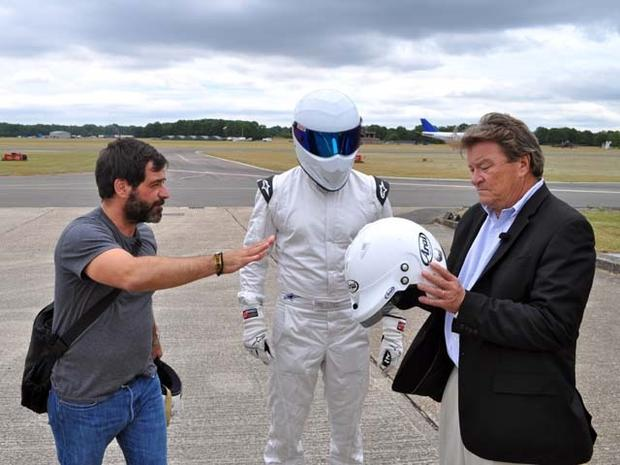 Hangin' With The Top Gear Gang