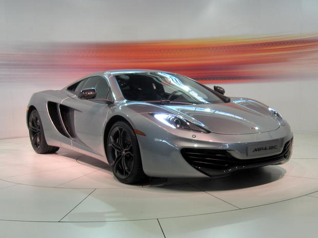 Autos on steroids: The 10 fastest cars of 2011