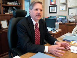 North Dakota Senate Republican John Hoeven.